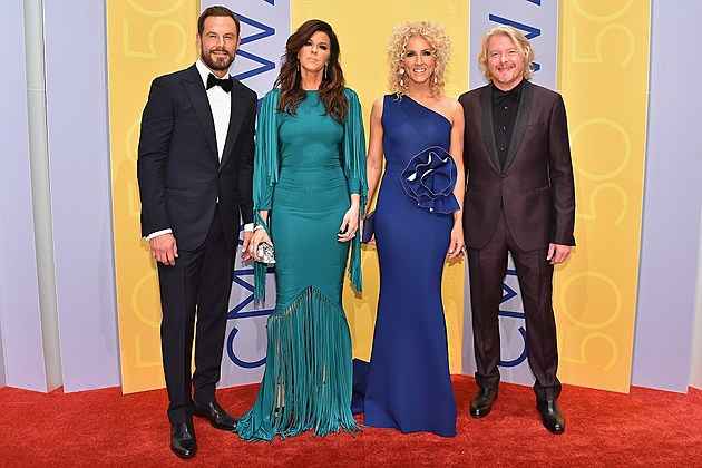 Little Big Town 2016 CMA Awards Better Man
