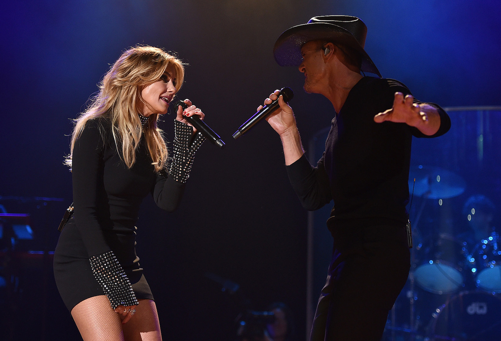 Country Super Couple Faith Hill, Tim McGraw Announce Joint Album