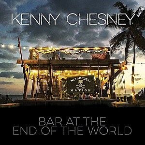 Kenny Chesney Bar at the End of the World single cover