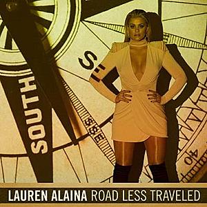 Lauren Alaina Road Less Traveled album cover