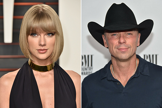 Taylor Swift Kenny Chesney wildfire relief donations