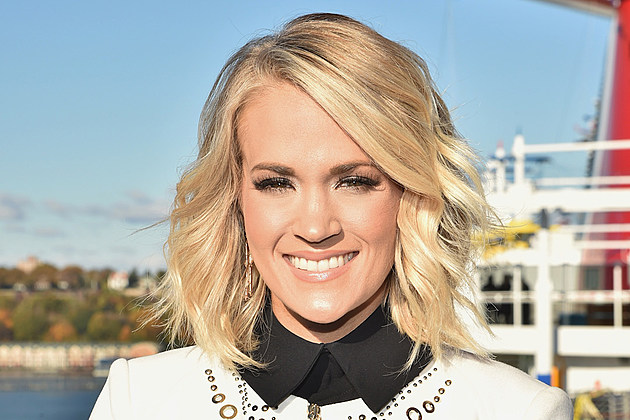 carrie underwood 2017 plans