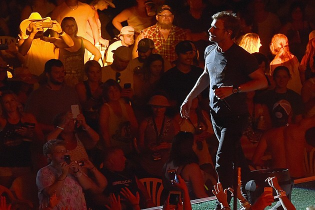 Dierks Bentley 2017 tour review