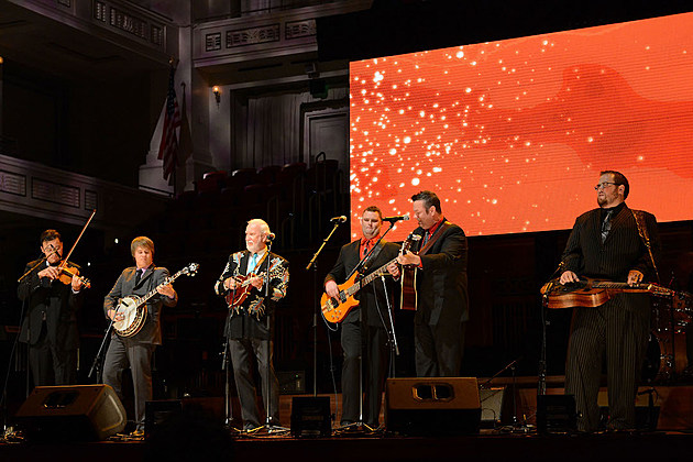 Best Bluegrass Album 2017 Grammys