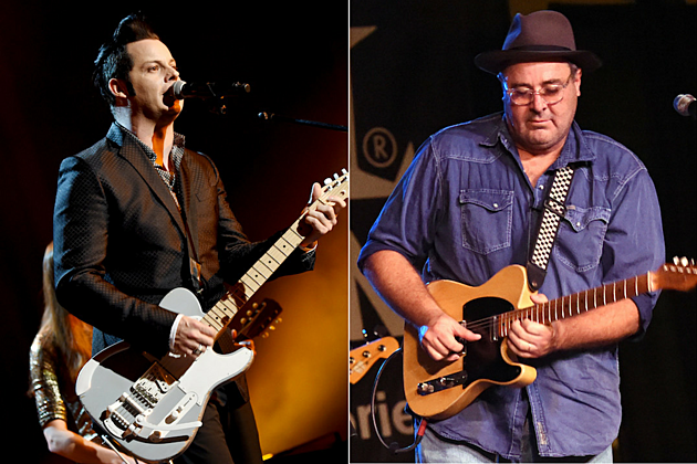 Jack White Vince Gill Best American Roots Song Grammys