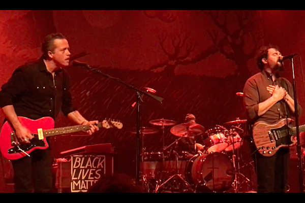 Jason isbell reunites with the drive by truckers in nashville for Decoration day jason isbell