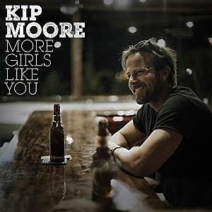 Kip Moore More Girls Like You single cover