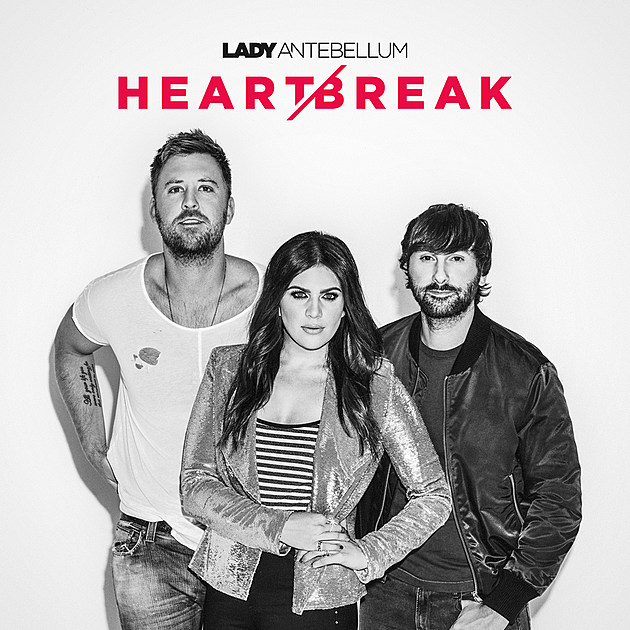 Lady Antebellum Heart Break album cover