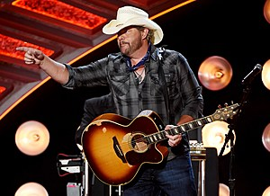 Toby Keith inauguration 2017