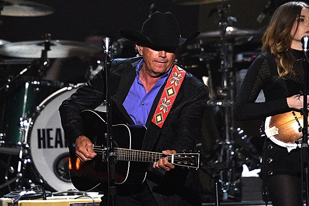 George Strait passed on Tennessee Whiskey