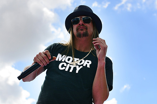 Kid Rock Gets Deep During The Big Interview With Dan Rather
