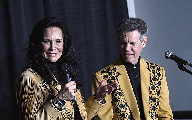 Randy Travis tribute concert