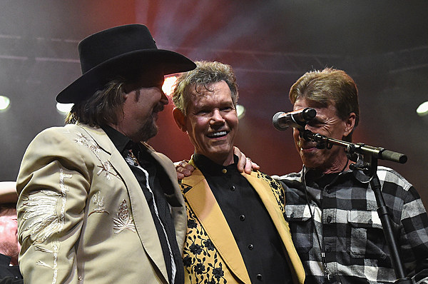 All Star Lineup Honors Randy Travis At Tribute Concert