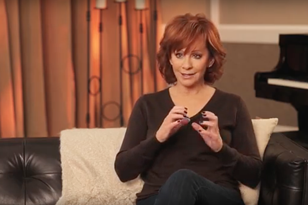 reba mcentire ready to love