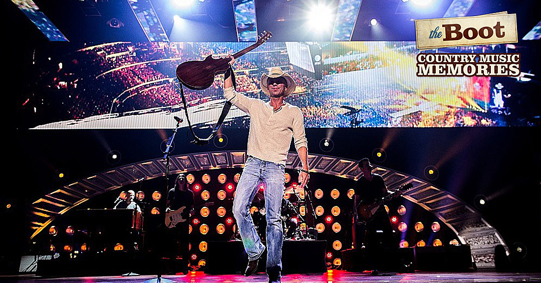 Country Music Memories: Kenny Chesney Is Born in Tennessee