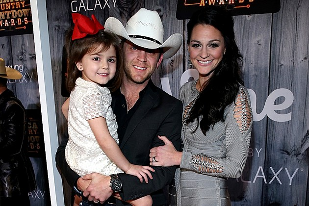 Justin Moore baby 2017