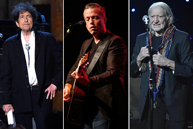 Bob Dylan, Jason Isbell, Willie Nelson Outlaw Festival
