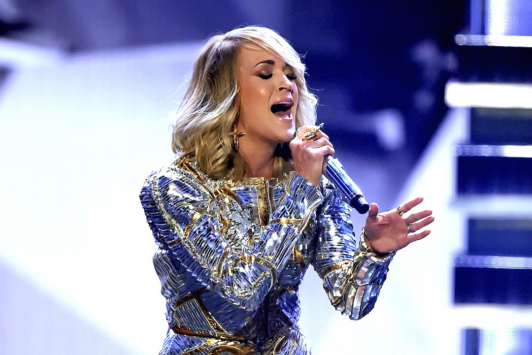 Carrie Underwood Sued Over 'Something in the Water'