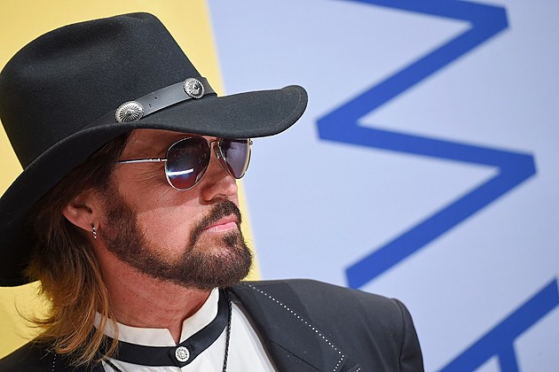 Billy Ray Cyrus name change