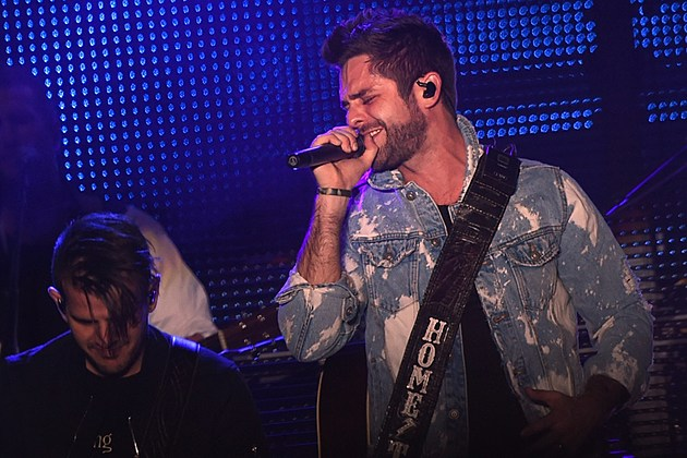 Thomas Rhett Home Team Tour concert review