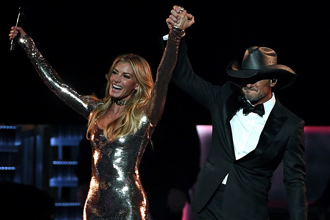 Tim McGraw and Faith Hill Concert Postponed Due To NBA Playoff Game