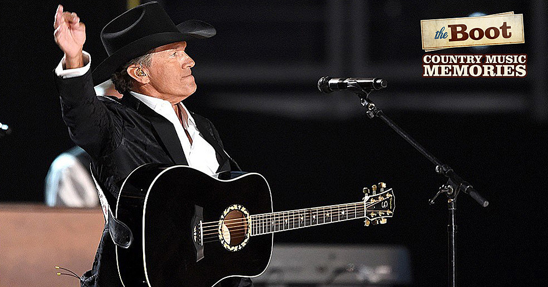 Country music memories george strait is born in poteet texas m4hsunfo