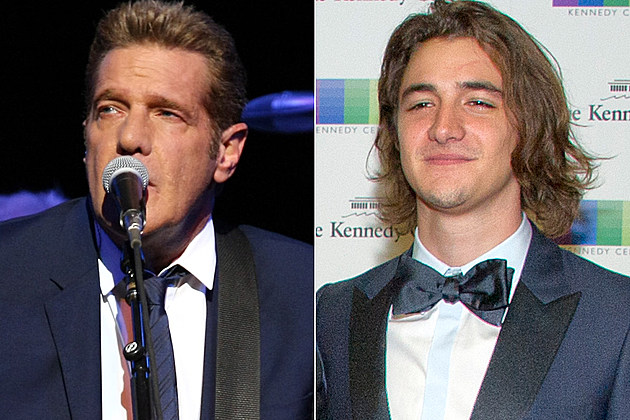 Glenn Frey son Deacon playing with the Eagles