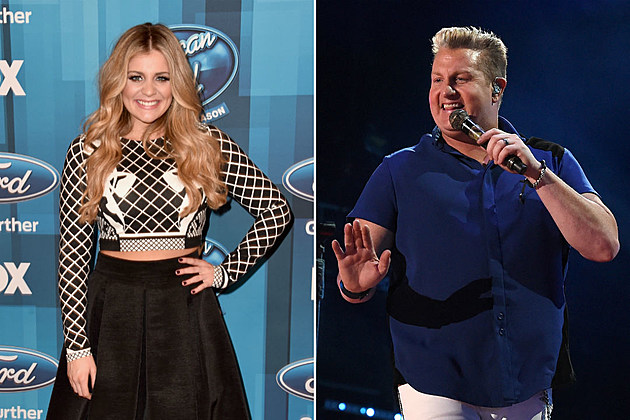 Lauren Alaina Was Scared To Death To Sing With Rascal Flatts