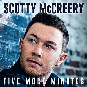 Scotty McCreery Five More Minutes single cover