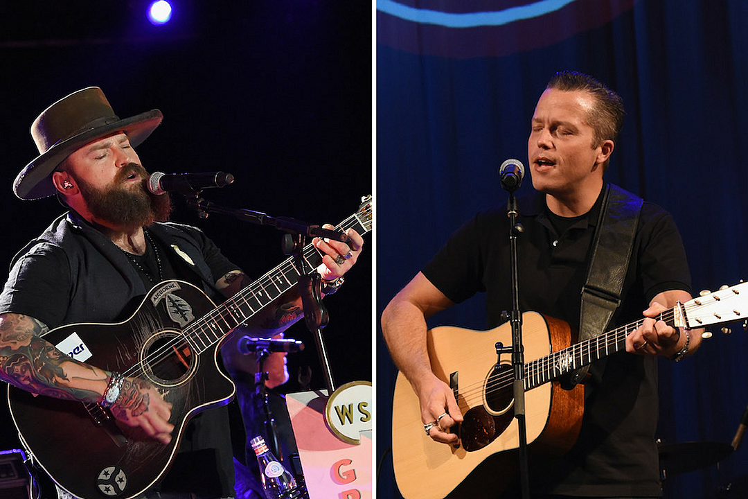 Hear Zac Brown Band Cover Jason Isbells Cover Me Up