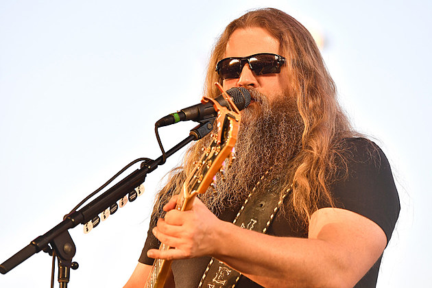 Jamey Johnson Teams With John Carter Cash To Record Johnny Cash's Poetry