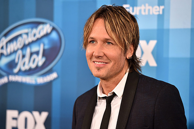 Keith Urban American Idol