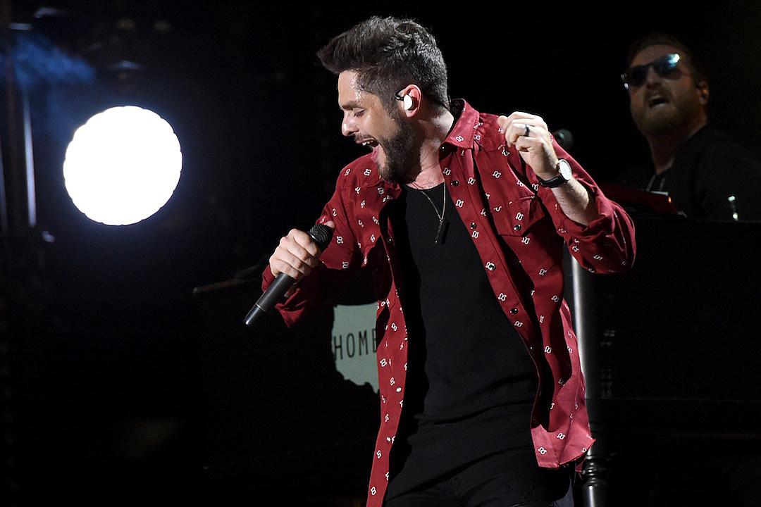 thomas Rhett new tour dates