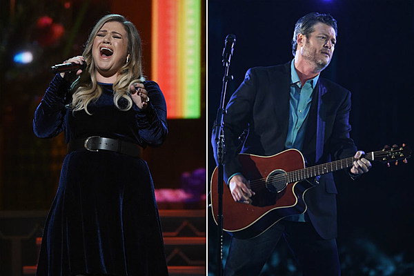 Blake Shelton and Kelly Clarkson Teaming Up for Warrior Games Concert