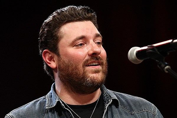 Chris Young Says His Next Album Is Pretty Much Done