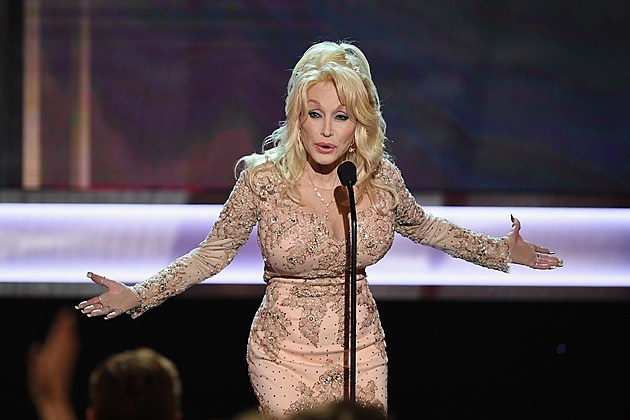 Dolly Parton 2017 Emmy Awards