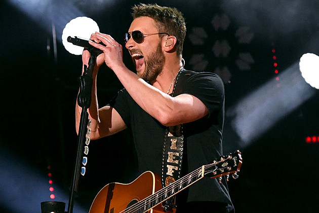 Eric Church highest paid country stars