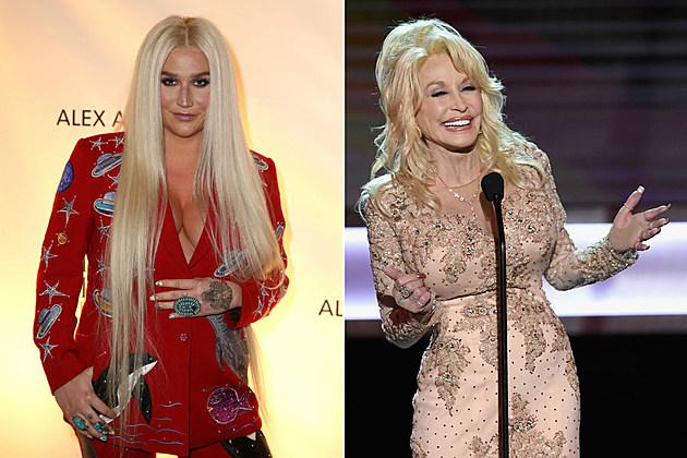Kesha Dolly Parton duet