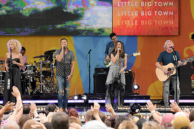 Little Big Town Total Eclipse