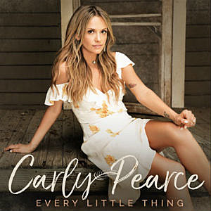 Carly Pearce Every Little Thing Album Cover