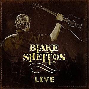 Blake Shelton Live EP cover
