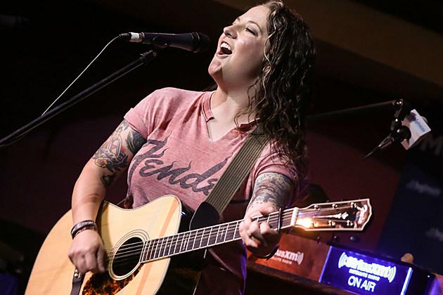 Ashley McBryde Warner Nashville