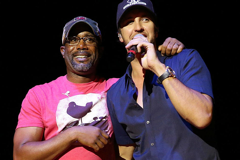 Darius Rucker Is Going 'Straight to Hell' With Famous Friends on New Album