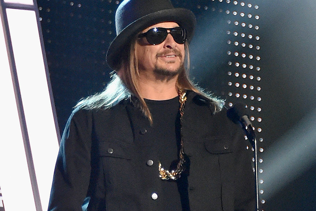 Kid Rock's Quasi-Real Senate Campaign Is Already Illegal?