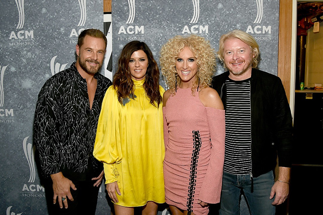 Little Big Town coming to the Tyson March 24