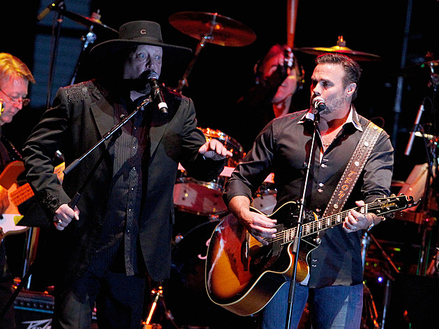 Montgomery Gentry George Jones tribute