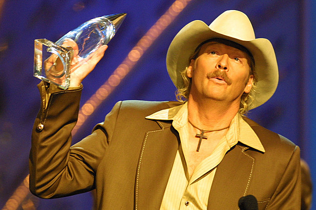 Alan Jackson CMA Entertainer of the Year