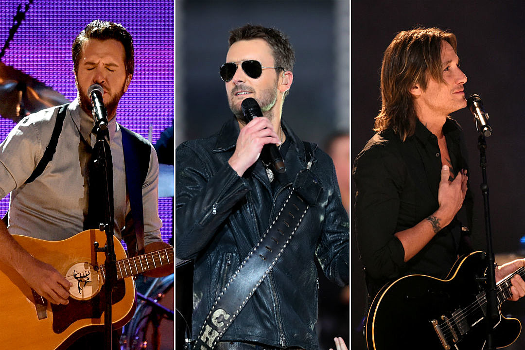 2017 CMA Awards Entertainer of the Year
