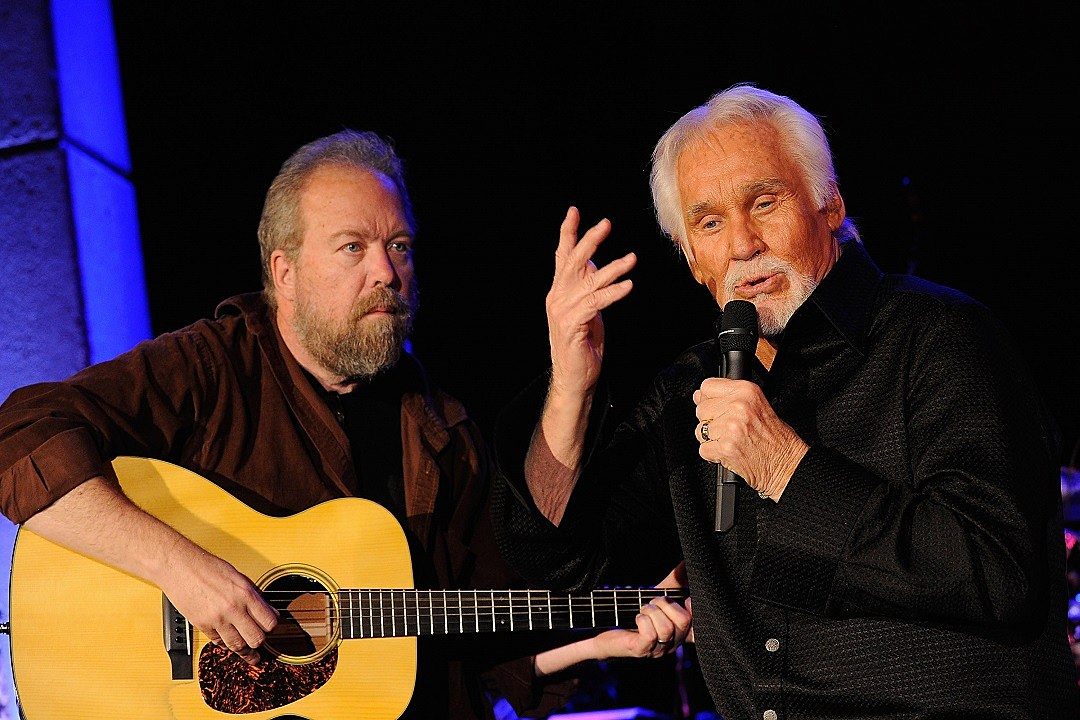 Kenny Rogers Don Schlitz Country Music Hall of Fame