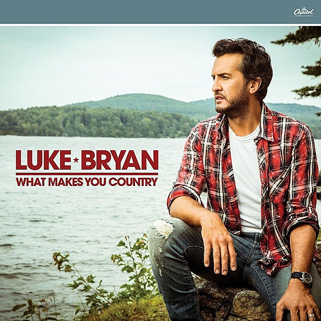 Luke Bryan What Makes You Country album cover